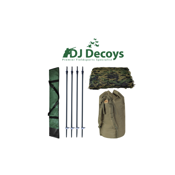 Dj Decoys Pigeon Shooters Kit no.2