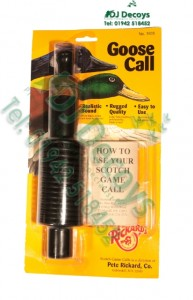 Scotch shaker goose call