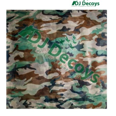 Dj Decoys clear view net 4mtr x 1.5mtr