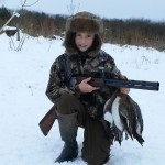 dylans 1st widgeon